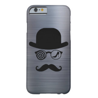 Londoner Wolf Hat Womanizer Heels Mustache Barely There iPhone 6 Case