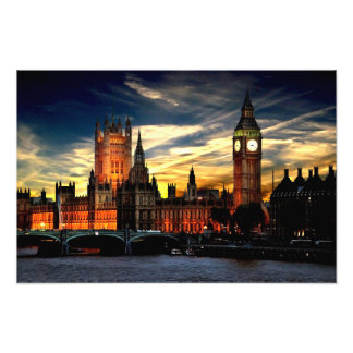 Londons Burning Photo Art