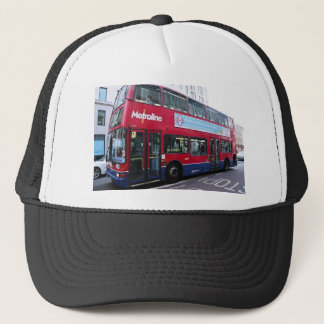 London's Double Decker Trucker Hat