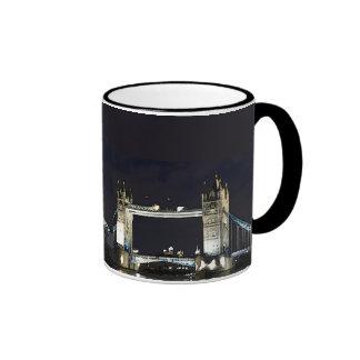 London's Tower Bridge Coffee Mugs