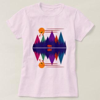 Lone Bison #3 T-Shirt