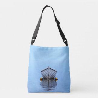 Lone Boat Crossbody Bag