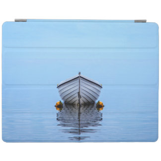 Lone Boat iPad Cover