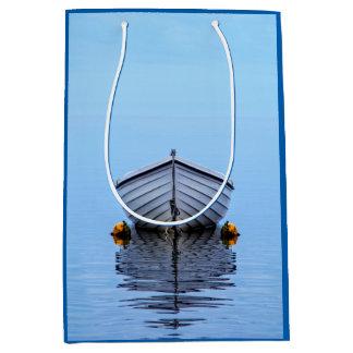Lone Boat Medium Gift Bag
