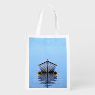 Lone Boat Reusable Grocery Bag