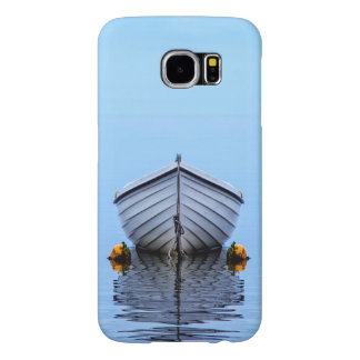 Lone Boat Samsung Galaxy S6 Cases