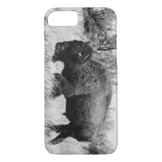 Lone Buffalo iPhone 7 Case