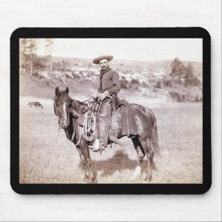 Lone Cowboy Mouse Pad