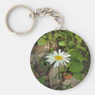Lone Daisy Key Ring