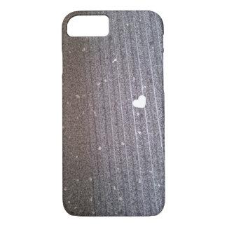 Lone heart iPhone 8/7 case
