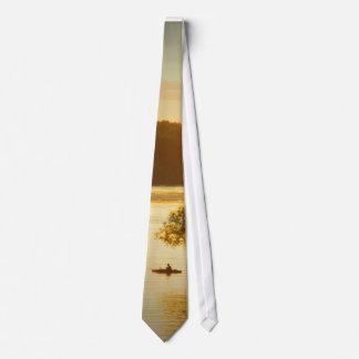 Lone Kayaker Tie