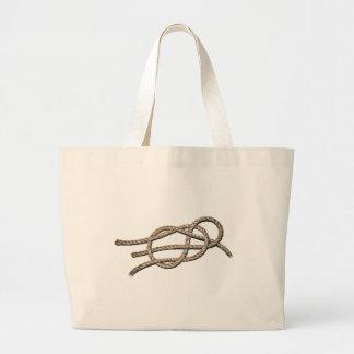 Lone Knot - Tote Bag