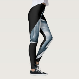 Lone Orca Leggings