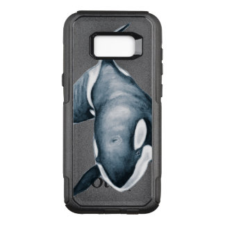 Lone Orca OtterBox Commuter Samsung Galaxy S8+ Case