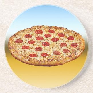 Lone Pizza - multi products Coaster