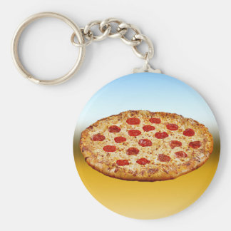 Lone Pizza - multi products Key Ring