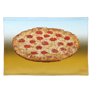 Lone Pizza - multi products Placemat