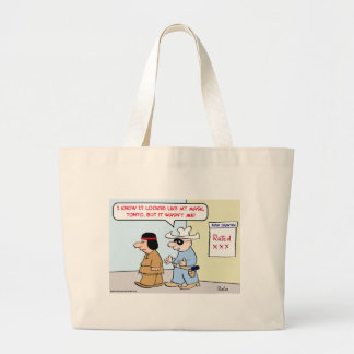 lone ranger tonto mask rated XXX Large Tote Bag