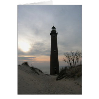Lone Sentinel Notecards Card