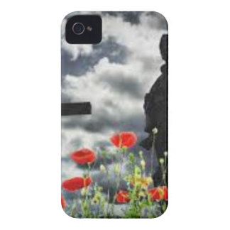 Lone Soldiers WW1 Case-Mate iPhone 4 Case