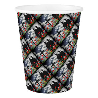 Lone Soldiers WW1 Paper Cup