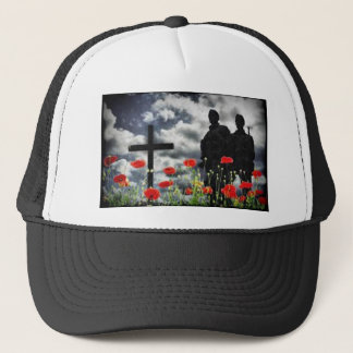 Lone Soldiers WW1 Trucker Hat