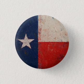 Lone Star 3 Cm Round Badge