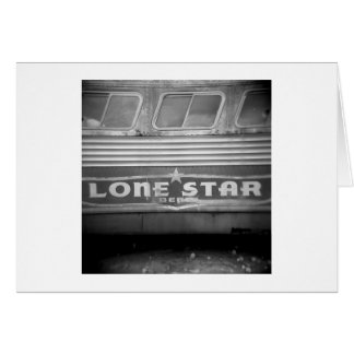 Lone Star Beer Cards