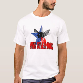 Lone Star Dog T-Shirt