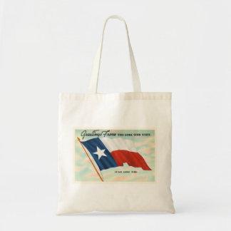 Lone Star State Texas TX Vintage Travel Souvenir