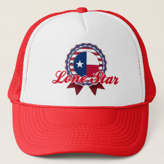 Lone Star, TX Trucker Hat
