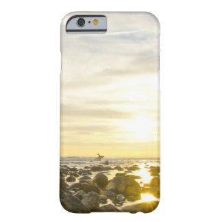 Lone Surfer Barely There iPhone 6 Case