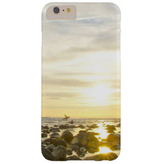 Lone Surfer Barely There iPhone 6 Plus Case