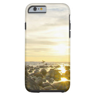 Lone Surfer Tough iPhone 6 Case