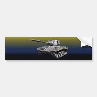 Lone Tank - Bumper Sticker