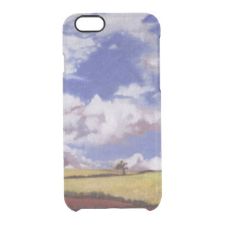 Lone tree 2012 clear iPhone 6/6S case