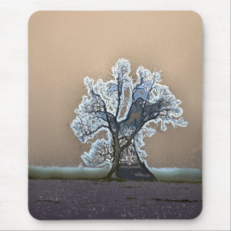 LONE TREE MOUSE PAD