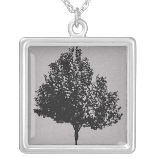 Lone Tree necklace