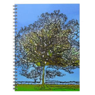 LONE TREE SPIRAL NOTE BOOKS