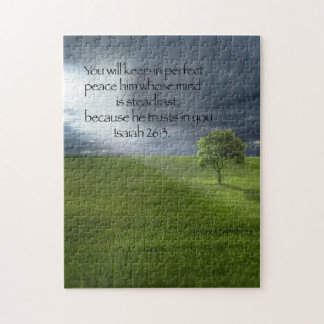 Lone Tree Sunshine Christian Bible Verse Puzzles
