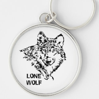 Lone Wolf 2 Key Ring
