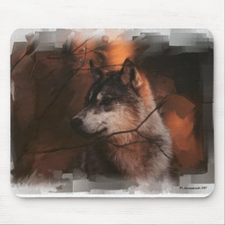 Lone Wolf 2 Mouse Pad