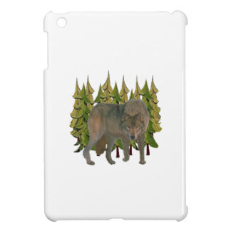 Lone Wolf Cover For The iPad Mini
