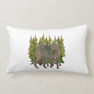 Lone Wolf Lumbar Cushion