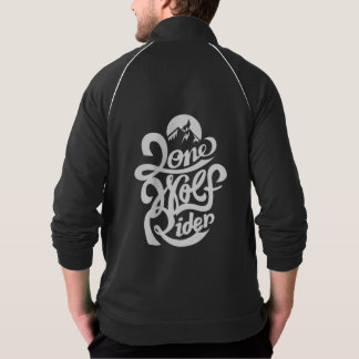 Lone Wolf Rider Jacket