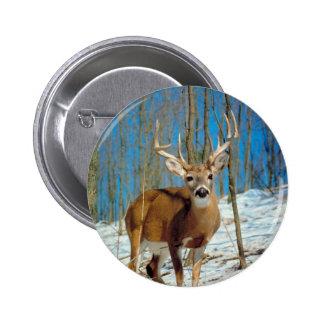 Loneley Reindeer Pin