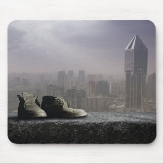 Loneliness Mouse Pads