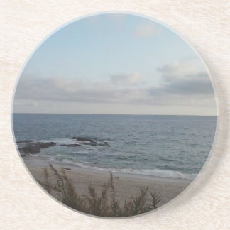 lonely beach coaster