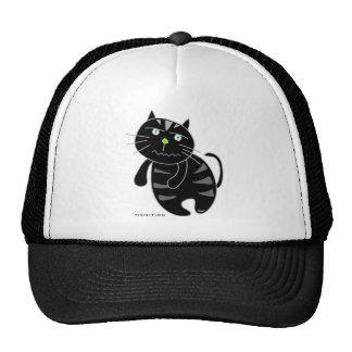 Lonely Black Cat Hat