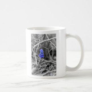 Lonely Grape Hyacinth Select Color Coffee Mug